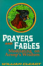 Prayers and Fables, Cover