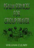 Psalm Services for Group Prayer, Cover